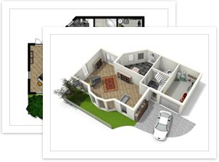 create floor plans house plans  home plans