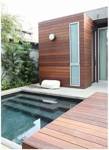 Mini Pool Terrasse : 50 modelos piscina pequena para inspirar sua reforma ou ~ Michelbontemps.com Haus und Dekorationen