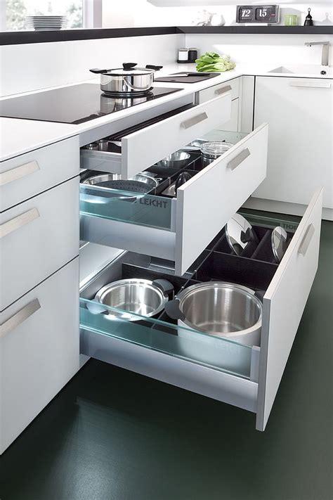 modern space saving kitchen storage  shelving ideas