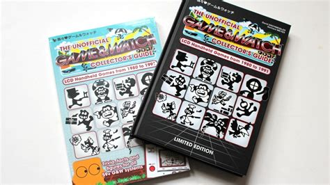 Book Review: The Unofficial Game & Watch Collector's Guide ...