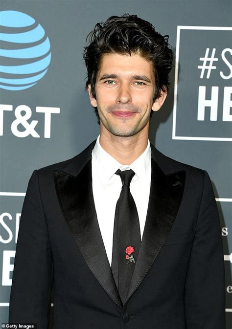 Actor Ben Whishaw says 'most people are on a spectrum ...