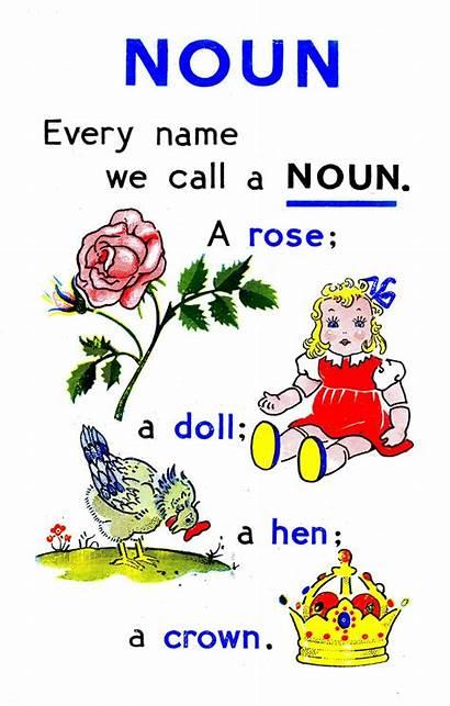Noun Nouns Examples Phrase Phrases Grammar Children