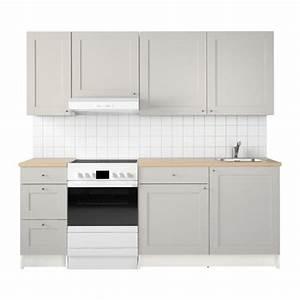 Komplette Küche Ikea : knoxhult k che ikea ~ Michelbontemps.com Haus und Dekorationen