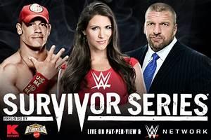 WWE Survivor Series 2014 Live Stream: Where to Watch Team ...