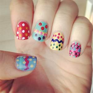 Easy easter nail designs for beginners step by