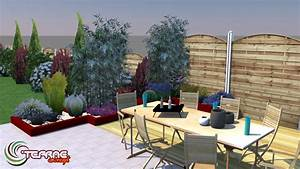creation jardin 3d With dessiner un jardin en 3d