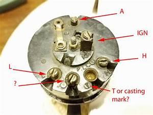 Igignition Switch Wiring Question    T
