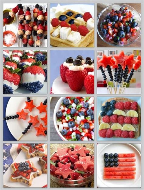 fourth of july snacks 4th of july food breakfast healthy snacks for kids healthy salsa more free recipes http