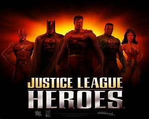 Justice League ... Heroes Wiki
