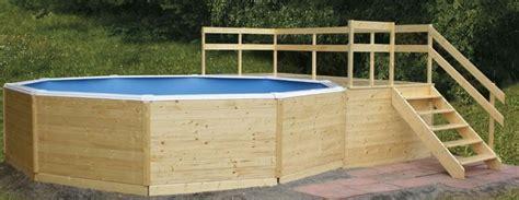 schwimmbecken aus holz pool selber bauen aus holz mein schwimmbecken