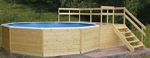 Pool Aus Holz : pool selber bauen aus holz mein schwimmbecken ~ Frokenaadalensverden.com Haus und Dekorationen