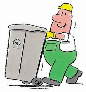 Garbage Man Cartoon | Garbage Collector | Gift ideas ...