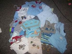 Free: Baby boy clothes 0-3 months.. & possible bonus ...