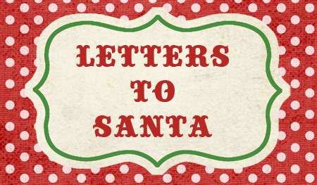 letters to santa mailbox santa s mailbox the ballston journal 23421