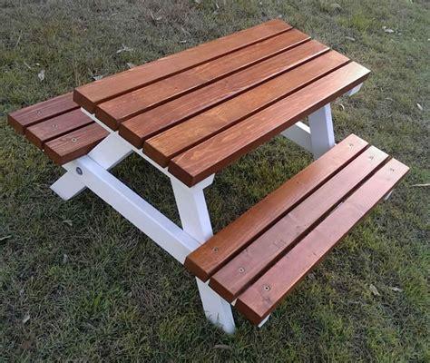 25 unique picnic table ideas on diy