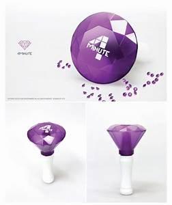 Bigbang Official Light Stick Ver 4 Kpop Merchandise Street Malaysia Official Light Sticks