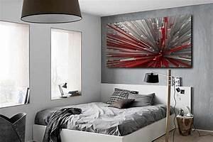 Tableau Deco Design : pourquoi craquer pour un tableau abstrait izoa blog izoa ~ Melissatoandfro.com Idées de Décoration