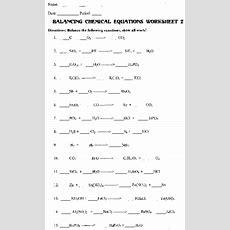 Homework Help Balancing Chemical Equations Answers Copywriterquotesxfc2com