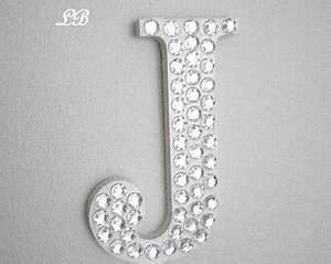 sparkle hot pink bling wall letters With large rhinestone letters for wall