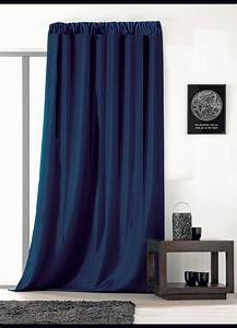 Rideau Galon Fronceur Ikea : rideau uni avec galon fronceur bleu ficelle beige rouge gris vert homemaison ~ Teatrodelosmanantiales.com Idées de Décoration