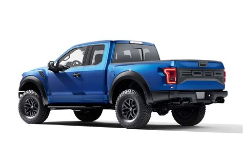 Of A 2017 Ford Raptor by 2017 Ford F 150 Svt Raptor Adds 3 5 Liter Ecoboost 10