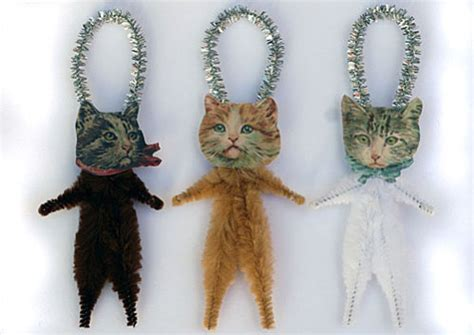 unique animal ornaments     christmas