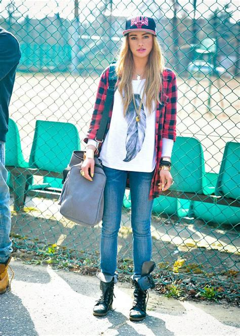 Tomboy Style in Womenu0026#39;s Fashion 2018