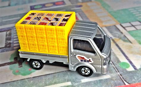 Suzuki Carry 1 5 Real Picture by Ripituc Tomica No 89 Suzuki Carry