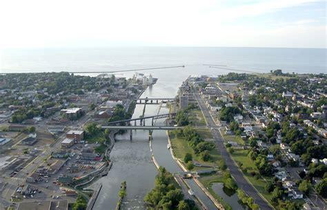 Boat Slip For Sale New York by Oswego Harbor In Oswego Ny United States Harbor