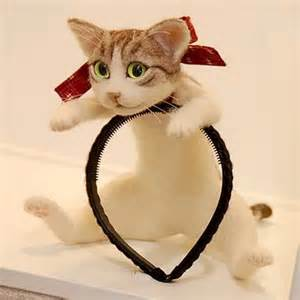 cat headband the cat headband is purrfect