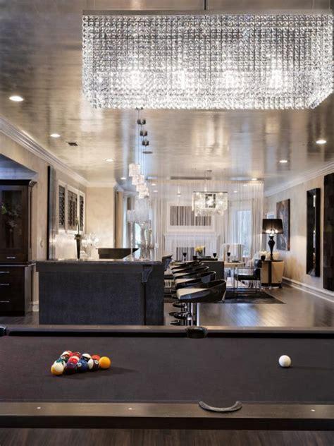 glamorous basement remodel dahlia mahmood hgtv
