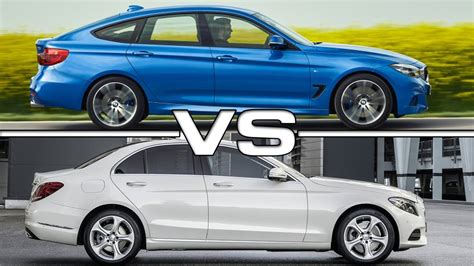 2017 Bmw 3-series Gran Turismo Vs 2016 Mercedes C-class