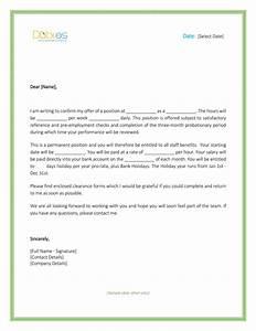 offer letter for job  Baskan idai co