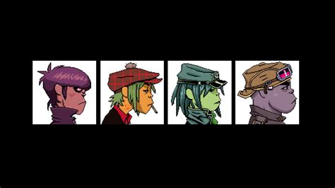gorillaz album wallpapers wallpaper cave