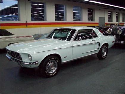 siege mustang a vendre ford mustang gt 390ci 1968 usagé à vendre à léonard
