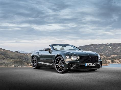 Review Bentley Continental by 2020 Bentley Continental Gtc Review Gtspirit