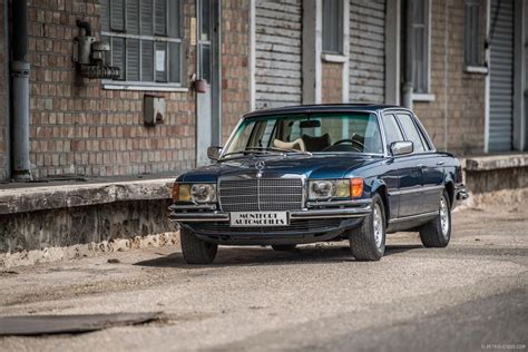 For stopping power, the w116 450 sel braking system includes vented discs at the front and discs at the rear. Mercedes-Benz 450SEL 6.9 Was All About Engineering • Petrolicious