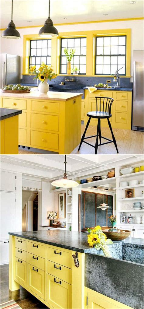 kitchen color schemes with painted cabinets 25 gorgeous kitchen cabinet colors paint color combos 9201