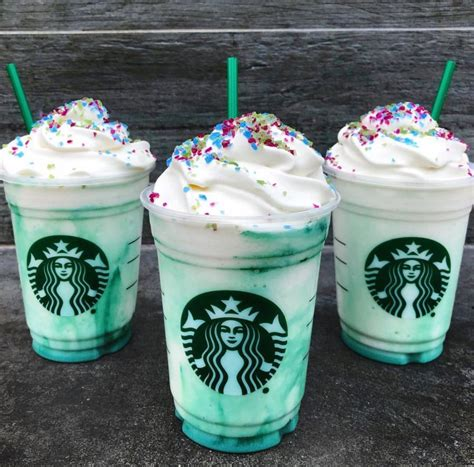 Starbucks Frappuccino Crystal Ball