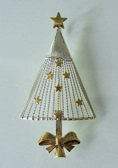 costume jewelry christmas on pinterest brooch pin vintage christmas trees and brooches