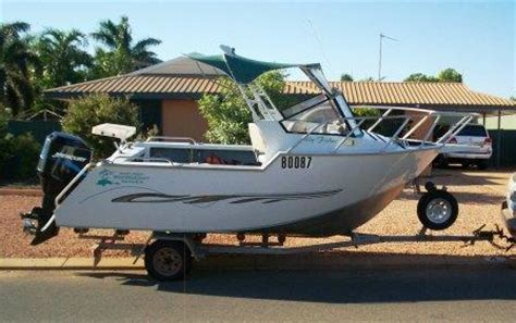Boats For Sale Karratha boat for sale karratha based fishing fishwrecked