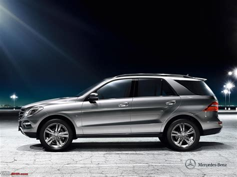 Mercedes M Class by The New Mercedes M Class W164 Launched Starting At Rs