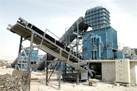 Metal Shredder  Manufacturer & Exporter India