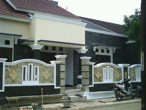 gambar pagar rumah terkini desainrumahidcom