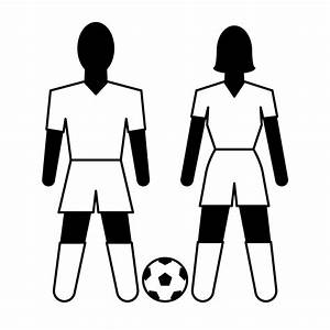 Girl Soccer Player Clipart | Clipart Panda - Free Clipart ...