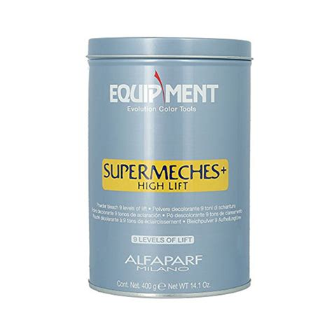 alfaparf equipment supermeches high lift 9 toni 400 g 10 oz alfaparf color feel your
