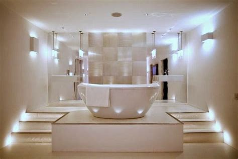 Elegant Modern Bathroom Lighting Ideas