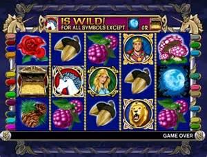 Mystical Unicorn Slot Machine Free