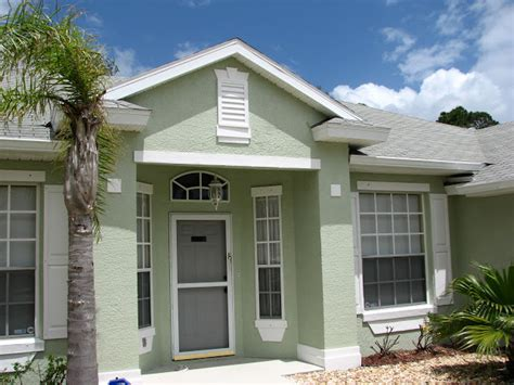 stucco repair i did last week in cocoa fl on an exterior