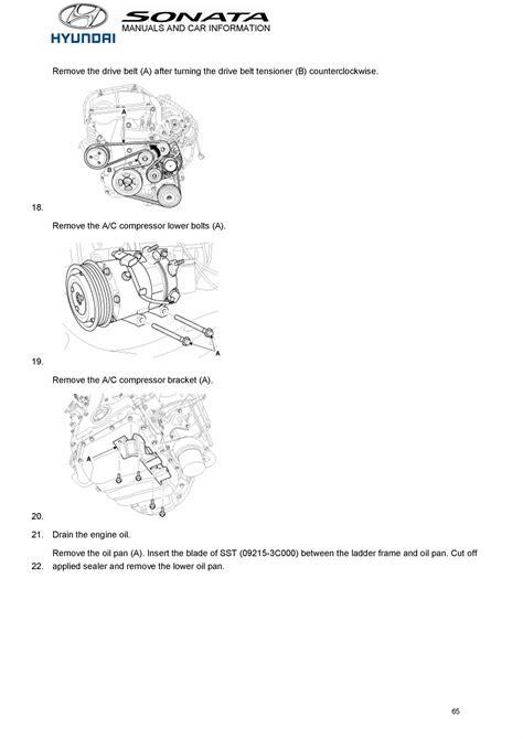 free download parts manuals 2009 hyundai sonata parking system 2011 2014 hyundai sonata oem service and repair manua oem auto repair manuals